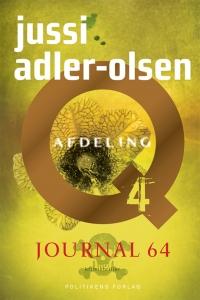 Journal 64 - Department Q Volume 4 HB